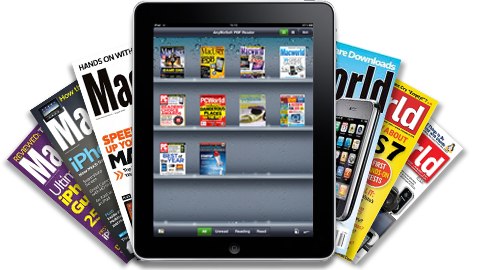 digital book publishing company for iPad