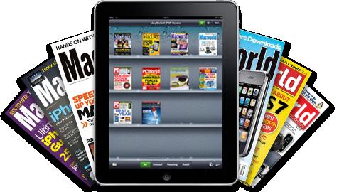 digital book publishing company for iPad